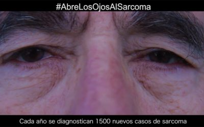 VIDEO ABRE LOS OJOS AL SARCOMA